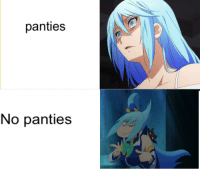 anime panties: panties  No panties