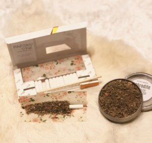 22ndandeverett: Vintage Roses Hemp Rolling Kit by @22ndandeverett Shop Now! : PAPERS  INK  4G PAPE  PA  PAP  All Elements Apoecary  hrodite  PAP  Oke Blend  Mullein  balm, 22ndandeverett: Vintage Roses Hemp Rolling Kit by @22ndandeverett Shop Now!