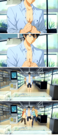 Target, Tumblr, and Yeah: paradiseofreblog:  Oh Acqua-chan, Haruka loves you sooo much ! striptease OH YEAH PLIS