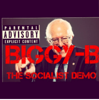 <p>For my ongoing series &ldquo;presidential album covers&rdquo; <br/> 1. &ldquo;Bitch better have my money&rdquo; <br/>2. &ldquo;This old man&rdquo; <br/>3. &ldquo;Dat black vote&rdquo; <br/>4. &ldquo;Coming up Commie&rdquo;</p>: PAREN T A L  ADVISORY  EXPLICIT CONTENT  BIGGY-B  THE SOCIALIST DEMO <p>For my ongoing series &ldquo;presidential album covers&rdquo; <br/> 1. &ldquo;Bitch better have my money&rdquo; <br/>2. &ldquo;This old man&rdquo; <br/>3. &ldquo;Dat black vote&rdquo; <br/>4. &ldquo;Coming up Commie&rdquo;</p>
