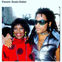 Lenny look like he got some real life ish to deal with but Helen from the Jeffersons is his mom, Roxie Roker. If you didn't know: Parent: Roxie Roker Lenny look like he got some real life ish to deal with but Helen from the Jeffersons is his mom, Roxie Roker. If you didn't know