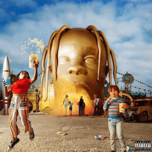 "Parental Advisory, Travis Scott, and Today: PARENTAL  ADVISORY  EXPLICIT CONTENT 1 year ago today, Travis Scott released 'Astroworld' featuring the tracks ""Butterfly Effect"", ""Yosemite"", and ""Sicko Mode"". Comment your favorite song off this album below! 👇🔥🎶 @TrvisXX #HipHopHistory https://t.co/VXfLZp3ZTT"