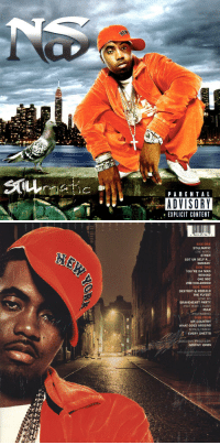 Destiny, Ether, and Ghetto: PARENTAL  ADVISORY  EXPLICIT CONTENT   6 9699-85736-1 1  SIDE ONE  STILLMATIC  (THE INTRO)  ETHER  GOT UR SELF A...  SMOKIN  SIDE TWO  YOU'RE DA MAN  REWIND  ONE MIC  2ND CHILDHOOD  SIDE THREE  DESTROY &REBUILD  THE FLYEST  (FEAT. AZ)  BRAVEHEART PARTY  (FEAT. MARY J. BLIGE)  RULE  (FEAT AMERIE)  SIDE FOUR  MY COUNTRY  WHAT GOES AROUND  BONUS TRACK:  EVERY GHETTO  EXECUTIVE PRODUCER:  DESTINY JONES  MEIARECORDS.COM  STILLMATIC.COM 16 years ago today, Nas released 'Stillmatic' featuring the tracks 'You're Da Man', 'One Mic', and 'Ether' 🔥💯 @Nas https://t.co/npKGHnj6h7
