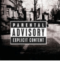 PARENTAL  ADVISORY  EXPLICIT CONTENT @joebudden self entitled jerseycity hiphop