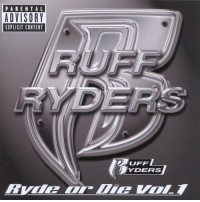 Parental Advisory, Today, and Content: PARENTAL  ADVISORY  EXPLICIT CONTENT  UFF  TYDERS 18 years ago today, Ruff Ryders Vol.1 was released featuring the tracks 'Down Bottom', 'Jigga My N*gga', and 'What Ya Want'! 🔥💯 https://t.co/fbSCvggC4M