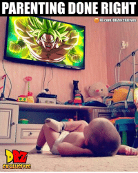 Agreed? Will you show Dragon Ball to your kids? dragonballsuperbroly dragonballsuper dragonballsuperofficial broly: PARENTING DONE RIGHT  FB.com/DBZexclusives  FB.Com/DBZexclusives  EYCLUSIVES Agreed? Will you show Dragon Ball to your kids? dragonballsuperbroly dragonballsuper dragonballsuperofficial broly