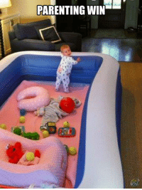 Tumblr, Blog, and Brilliant: PARENTING WIN epicjohndoe:  Brilliant Idea If You Have a Baby