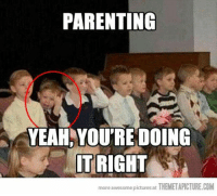 PARENTING  YEAH YOU'RE DOING  ITRIGHT  more awesome pictures at THEMETAPICTURE.COM Where my metalheads at!? #princessparanoiaa