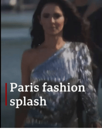 Cheryl joined Hollywood stars on a runway floating on the River Seine at Paris Fashion Week. Tap the link in our bio to find out more. parisfashionweek paris fashion celebrity @cherylofficial @evalongoria bbcnews: Paris fashion  splash Cheryl joined Hollywood stars on a runway floating on the River Seine at Paris Fashion Week. Tap the link in our bio to find out more. parisfashionweek paris fashion celebrity @cherylofficial @evalongoria bbcnews