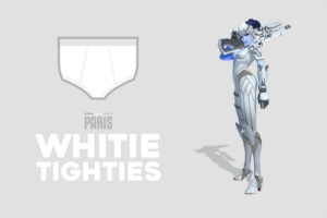 overwatchleaguepride:  Now that paris has added kyky to their management, I can post this prediction for their team branding!! so excited to see what mr. kyky can bring to the team :)this isn't meant as anything other than a joke!! im not trying to shit on paris or its players i swear! we just had a little too much fun in the discord and this is a product of that lol : PARİS  WHITIE  TIGHTIES overwatchleaguepride:  Now that paris has added kyky to their management, I can post this prediction for their team branding!! so excited to see what mr. kyky can bring to the team :)this isn't meant as anything other than a joke!! im not trying to shit on paris or its players i swear! we just had a little too much fun in the discord and this is a product of that lol