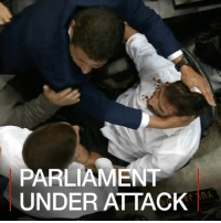 Anaconda, Memes, and News: PARLIAMENT  UNDER ATTACK 6 JUL: About 100 government supporters have burst into Venezuela's opposition-controlled National Assembly, where they beat up several lawmakers. Military police guarding the site stood by as intruders brandishing sticks and pipes broke through the gate, AFP news agency said. The government has vowed to investigate. Read more: bbc.in-venez Venezuela Caracas Parliament Congress Maduro LatinAmerica BBCShorts BBCNews @BBCNews ​