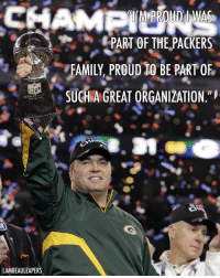 Mike McCarthy shares a message following the end of the McCarthy Era in Green Bay. He will go down as one of the best coaches in the history of the Green Bay Packers and will surely be a future Packers Hall of Famer. Not enough can be said about the amazing coach and leader Mike is, and I speak for all Packers fans when I thank Coach McCarthy for his tenure in Green Bay and wish him the best in the rest of his career! GoPackGo NFL GreenBay Packers LambeauLeapers: PART OF THE,PACKERS  FAMILY, PROuD tO BE PART OF  SUCHAGREAT ORGANIZATION  LAMBEAULEAPERS Mike McCarthy shares a message following the end of the McCarthy Era in Green Bay. He will go down as one of the best coaches in the history of the Green Bay Packers and will surely be a future Packers Hall of Famer. Not enough can be said about the amazing coach and leader Mike is, and I speak for all Packers fans when I thank Coach McCarthy for his tenure in Green Bay and wish him the best in the rest of his career! GoPackGo NFL GreenBay Packers LambeauLeapers
