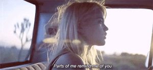 https://iglovequotes.net/: Parts of me remind me of you. https://iglovequotes.net/