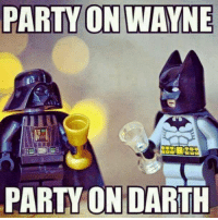 party on darth