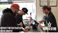 Even the 711 employee joined them in day drinking 😳🍸 WSHH (via @PartyWithStrategy_ @Dolomatic): @PARTYWITHSTRATEG  @DOLOMATIC  IP HOP.COM Even the 711 employee joined them in day drinking 😳🍸 WSHH (via @PartyWithStrategy_ @Dolomatic)