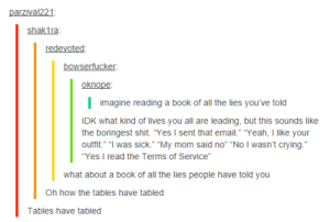 """Liesomg-humor.tumblr.com: parzival221:  shak1ra:  redevoted:  bowserfucker:  oknope:  