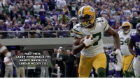 """""""[@tae15adams is] ALWAYS open. No matter who's on him.""""  Or which @packers QB is throwing him the 🏈. #NFLTop100 https://t.co/PSsfglMGBv: PAST #45'S:  LARRY FITZGERALD (17)  HALOTI NGATA (14)  LESEAN MCCOY ('13) """"[@tae15adams is] ALWAYS open. No matter who's on him.""""  Or which @packers QB is throwing him the 🏈. #NFLTop100 https://t.co/PSsfglMGBv"""
