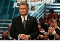 Pat Sajak turns 70 today and we're going to buy him a vowel.: Pat Sajak turns 70 today and we're going to buy him a vowel.
