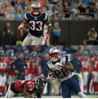 James White vs Dion Lewis! - Like the comment of the name of the person you want to win, All comments will be deleted: PAteyn  33  A5 James White vs Dion Lewis! - Like the comment of the name of the person you want to win, All comments will be deleted