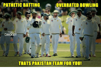 Batting collapse from 180-2 to 230 all-out completes a series whitewash!  <Googly>: PATHETIC BATTING  a OVERRATED BOWLING  TROLL  CRICKET  THATS PAKISTAN TEAM  FOR YOU! Batting collapse from 180-2 to 230 all-out completes a series whitewash!  <Googly>