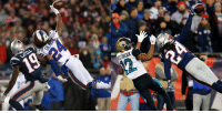Patriots CB Stephon Gilmore made identical play to the 4th & 14 vs. Jags, against the Patriots in 2015 at Gillette Stadium. https://t.co/4UGDMRlr1N: Patriots CB Stephon Gilmore made identical play to the 4th & 14 vs. Jags, against the Patriots in 2015 at Gillette Stadium. https://t.co/4UGDMRlr1N