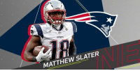 7-time Pro Bowler Matthew Slater to re-sign with @Patriots: https://t.co/ilrbs2K09e https://t.co/FniFVcmReA: PATRIOTS  MATTHEW SLATER 7-time Pro Bowler Matthew Slater to re-sign with @Patriots: https://t.co/ilrbs2K09e https://t.co/FniFVcmReA