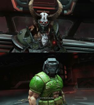 pattern-53-enfield:  I love how out-of-place yet not-out-of-place the Classic armor looks in Doom Eternal: pattern-53-enfield:  I love how out-of-place yet not-out-of-place the Classic armor looks in Doom Eternal