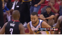 CP3 with the shimmy in front of Steph😂 nba nbamemes warriors rockets (Via ‪MontaWorldPeace‬-Twitter): PAU  W 57 HOU59  3RD  6:29  24 CP3 with the shimmy in front of Steph😂 nba nbamemes warriors rockets (Via ‪MontaWorldPeace‬-Twitter)