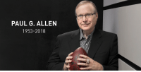 Love, Memes, and Thank You: PAUL G. ALLEN  1953-2018 RT @Seahawks: Your leadership inspired us.   We thank you.   We love you. https://t.co/3iOYFRIc14