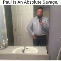 At least close the door Paul 😂😂 👉Tag a friend👉 Follow (@soflo) for more laughs: Paul Is An Absolute Savage At least close the door Paul 😂😂 👉Tag a friend👉 Follow (@soflo) for more laughs