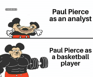 Paul Pierce's 5 worst takes of all time: https://t.co/VSS0swF6rZ https://t.co/akqZHSNoHU: Paul Pierce's 5 worst takes of all time: https://t.co/VSS0swF6rZ https://t.co/akqZHSNoHU