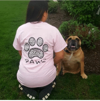 Thanks @vgarsa193 for the support in our grapefruit mosaic tee order now at PawzShop.com for FREE shipping 🐶: PAW Thanks @vgarsa193 for the support in our grapefruit mosaic tee order now at PawzShop.com for FREE shipping 🐶