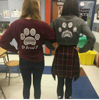 Memes, 🤖, and The Animals: pAW7  宙 Thanks @emkins_ @cheyannejcarlson for the support! Friends that save the animals together stay together! 🐶🐾👯