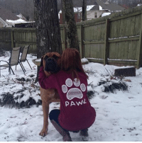 Memes, 🤖, and Maroon: PAWL Thanks @emmahubblee for the submission in our maroon tribal long sleeve! Order at PawzShop.com