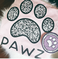 Thanks @caitlinnaquinbeauty for submitting this awesome photo of our grapefruit mosaic tee! Order now at PawzShop.com 🐶: PAWZ  AVWZ SA  ES THE  PAWZ  sooga  00  00  Airs AMA Thanks @caitlinnaquinbeauty for submitting this awesome photo of our grapefruit mosaic tee! Order now at PawzShop.com 🐶