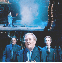 Heartbreaking news: Robert Hardy (who portrayed Cornelius Fudge) just died today (aged 91). His character perhaps wasn't the best, but he was a great actor who will be remembered for all of us, just as the other Harry Potter stars who passed away💔 - I really like the Minister's scenes with Lucius tbh, I'll miss him so much😞-* - harrypotter: PBW I IG  He's back Heartbreaking news: Robert Hardy (who portrayed Cornelius Fudge) just died today (aged 91). His character perhaps wasn't the best, but he was a great actor who will be remembered for all of us, just as the other Harry Potter stars who passed away💔 - I really like the Minister's scenes with Lucius tbh, I'll miss him so much😞-* - harrypotter