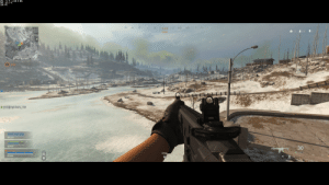 PC Gamers on 16:9 give this a try. Set your aspect ratio to 21:9. Ultrawide allows you to see more and it's more cinematic. This works if you already play really close to your screen.: PC Gamers on 16:9 give this a try. Set your aspect ratio to 21:9. Ultrawide allows you to see more and it's more cinematic. This works if you already play really close to your screen.