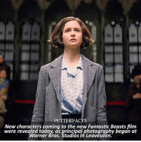 "Bitch, Memes, and Nasty: PCTTERFA  New characters coming to the new Fantastic Beasts film  were revealed todav, as principal photography began at  Warner Bros. Studios in Leavesden. NEWS | Pottermore ⠀⠀⠀⠀⠀⠀⠀⠀⠀⠀⠀⠀⠀ — I've gotten so many rude comments after posting updates about FB. If you don't like something, cool, you have every right. But you don't have the right to comment nasty things on my page, I'll delete your comment and if you don't stop I'll have to block you. Some child called me a ""bitch"" because of what I was posting. It's like people think I'm a robot and I have no feelings. It's very disrespectful, please I shouldn't have to remind anyone to be nice. ⠀⠀⠀⠀⠀⠀⠀⠀⠀⠀⠀⠀⠀ — harrypotter pottermore"