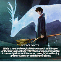 Facts, Memes, and Sorry: PCTTeRFaCTS  While arare and magical Patronussuchas a dragon  or thestral undoubted  reflects an unusual personality.  it does not followthat it ismore powerful, or willenjoy  greater Suaaess at defending caster. — Sorry not a lot of you like MACUSA facts but I really like them! Stuff like that interest me aha.⠀⠀⠀⠀⠀⠀⠀⠀⠀⠀⠀⠀ ⠀⠀⠀⠀⠀⠀⠀⠀⠀⠀⠀⠀ [FafnirSage on deviant art] — Q: Favorite band? harrypotter