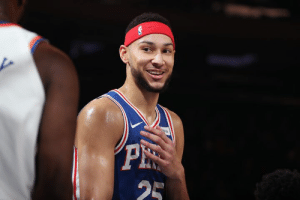 "Ben Simmons offered 5-year, $170M max from 76ers, ""expected to work"" through details, per Adrian Wojnarowski: PE  25 Ben Simmons offered 5-year, $170M max from 76ers, ""expected to work"" through details, per Adrian Wojnarowski"