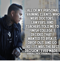 Randall Pich Quotes