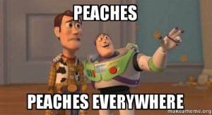 Peaches Everywhere