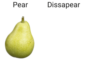 Dank Memes, Gone, and Pear: Pear  Dissapear Oh no its gone