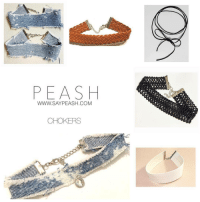 PEASH  WWW. SAY PEASH.COM  CHOKERS Visit my friends choker boutique at www.saypeash.com & follow her account @say.peash For kids & adults. chokers fashion repost follow👇👇👇 @say.peash @say.peash @say.peash @nella_fresh @nella_fresh @nella_fresh