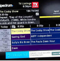 Pectrum 856pm TV Listings TV 184 TVONE He Cosby Show 30-9p