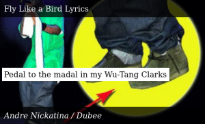 the cheapest best sneakers buying cheap Andre Nickatina-Conversation With a Devil - CR3-Fly Like a Bird