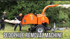 Memes, 🤖, and Machine: PEDOPHILE REMOVAL MACHINE