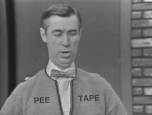 Trump, Pbs, and Senate: PEE  TAPE Mister Rogers testifies to the Senate on Trumps plan to defund PBS (2018)