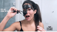 PEEL OFF  FROM THE BOTTOM UP  BLACK MASK  CLEANSE Want to remove OIL and DIRT from your pores?! ✨@blackmaskcleanse's ✨Peel-off charcoal face mask 🖤 is the answer! This new mask not only cleans your pores of grime it also removes stubborn blackheads 💁🏻Your face deserves this! 😊Get yours today for 60% off ➡️ www.blackmaskcleanse.com @blackmaskcleanse @blackmaskcleanse (link to store in their bio)