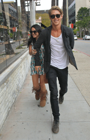Target, Tumblr, and Blog: peennbadgley:  austin butler dragging his mexican girlfriend to the immigration office
